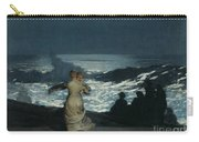 Summer Night Carry-all Pouch by Winslow Homer