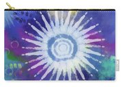Summer Of Love 2- Art By Linda Woods Carry-all Pouch