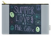 Summer Of Love At Philz Coffee Carry-all Pouch
