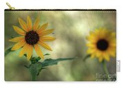 Summer Of Sunflowers  Carry-all Pouch