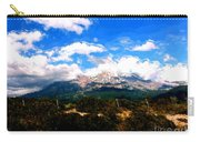Summer On Mt. Shasta Carry-all Pouch