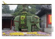 Summer Palace Elephant Carry-all Pouch