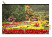 Summer Palace Flower Phoenix Carry-all Pouch