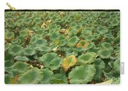 Summer Palace Lotus Pond Carry-all Pouch