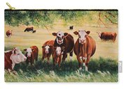 Summer Pastures Carry-all Pouch