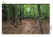 Summer Path At Shiloh Carry-all Pouch