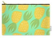 Summer Pineapples Carry-all Pouch