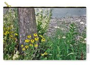 Summer River Bank View             July            Indiana Carry-all Pouch