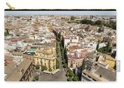 Summer Rooftops In Seville Spain Carry-all Pouch