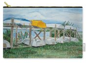 Summer Row Boats Carry-all Pouch