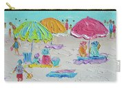 Summer Scene Diptych 2 Carry-all Pouch