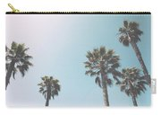 Summer Sky- By Linda Woods Carry-all Pouch by Linda Woods
