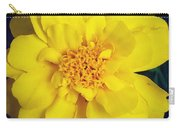 Summer Solstice Marigold Carry-all Pouch