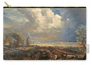 Summer Storm Near Pulborough. Sussex Carry-all Pouch