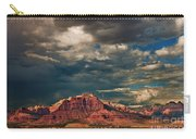 Summer Storm Zion National Park Utah Carry-all Pouch