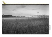 Summer Sunrise 2015 Bw Carry-all Pouch