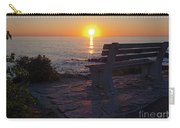 Summer Sunrise, Marginal Way, Ogunquit, Maine  -67904 Carry-all Pouch