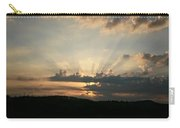 Summer Sunrise Spectacular Carry-all Pouch