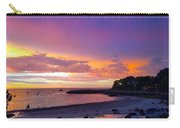 Summer Sunset After The Storm Carry-all Pouch
