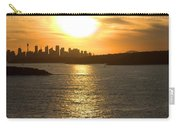 Summer Sunset In Sydney Carry-all Pouch