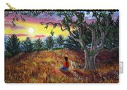 Summer Sunset Meditation Carry-all Pouch