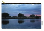 Summer Sunset On Yakima River 5 Carry-all Pouch