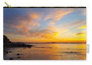 Summer Sunset Over Ipswich Bay Carry-all Pouch