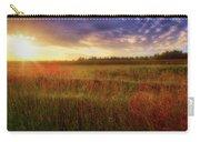 Summer Sunset - Waukesha Wisconsin  Carry-all Pouch