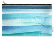 Summer Surf 2- Art By Linda Woods Carry-all Pouch