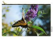 Summer Swallowtail Carry-all Pouch