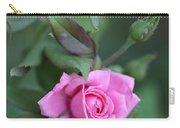 Summer Sweet Rose Carry-all Pouch