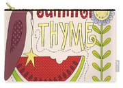 Summer Thyme-jp2832 Carry-all Pouch