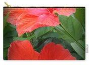 Summer Time Beauties - Hibiscus - Dora Sofia Caputo Carry-all Pouch