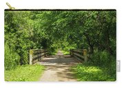 Summer Trail Scene 4 A Carry-all Pouch