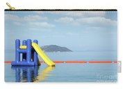 Summer Vacation Scene With Water Slide  Carry-all Pouch