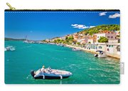 Summer View Of Tisno Coast Carry-all Pouch
