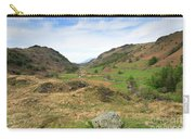 Summer, Watendlath Valley, Lake District National Park, Cumbria Carry-all Pouch