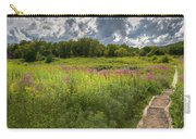 Summer Wildflower Pasture Carry-all Pouch
