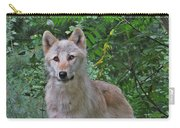 Summer Wolf Carry-all Pouch
