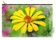 Summer Zinnia  Carry-all Pouch
