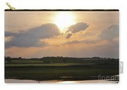 Summers Evening In North Yorkshire Carry-all Pouch