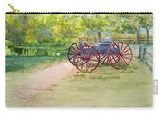 Summertime At The Barn Carry-all Pouch