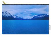 Summit Lakes Along Seward Highway Carry-all Pouch