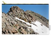 Summiting The Mount Massive Summit Carry-all Pouch