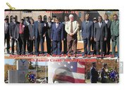 Sumter County Memorial Of Honor Carry-all Pouch