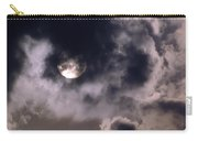 Sun And Clouds Carry-all Pouch
