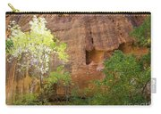 Sun Bathing In The Canyon Carry-all Pouch