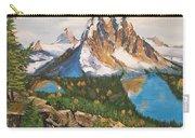 Sun Burst Peak Canada  Carry-all Pouch