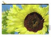 Sun Flower Garden Art Prints Sunflowers Baslee Troutman Carry-all Pouch