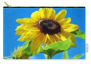 Sun Flower - Id 16235-142741-1520 Carry-all Pouch